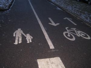 Peatones y Bicicletas